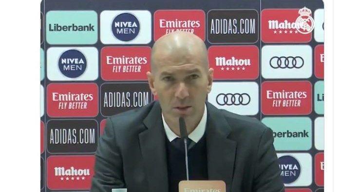 Chelsea Vs Real Madrid di Semifinal Liga Champions, Zidane Bawa Kabar Gembira Soal Ramos dan Hazard