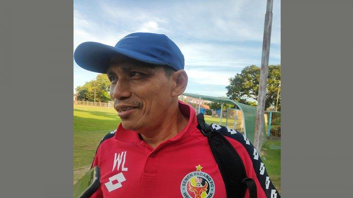 Coach Weli Tepis Stigma Semen Padang Setor Poin ke Bali United