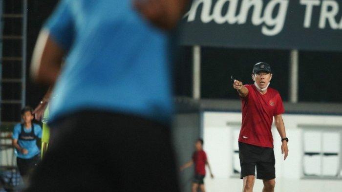 Tergabung di Grup Neraka Piala AFF 2020, Ini Target Shin Tae-yong Bersama Timnas Indonesia