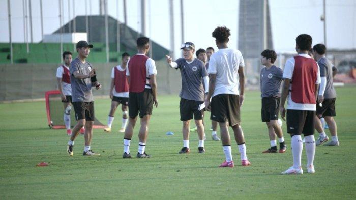 Korea Utara Mundur, Drawing Kualifikasi AFC U23 2022 Diulang, Timnas Indonesia Bisa Lawan Jepang