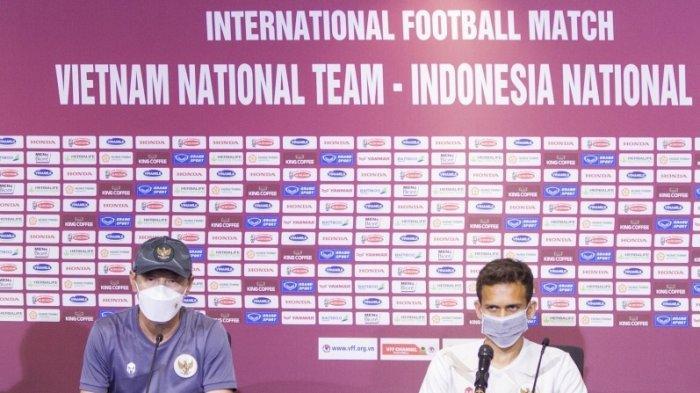 Jelang Laga Timnas Indonesia vs Vietnam: Pelatih Shin Tae-yong Marah Besar, Egy Maulana Diusir