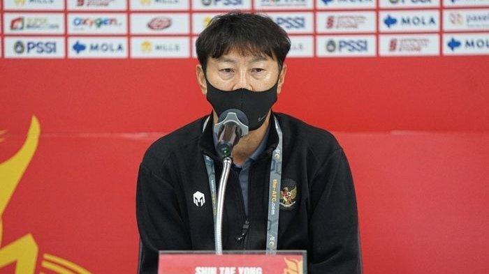 Ini 3 Tuntutan Shin Tae-yong ke Evan Dimas dkk di Laga Taiwan vs Timnas Indonesia, Beranilah Garuda