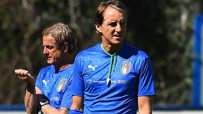 Permainan Timnas Italia Atraktif, Marcelo Lippi: Mancini Sukses Tangani Gli Azzuri