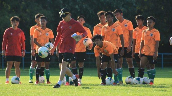 Sempat Dicoret, Shin Tae-yong Panggil Lagi 4 Pemain Ini ke Timnas U-19 Indonesia