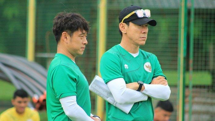 Timnas Indonesia Vs Thailand, Shin Tae-yong Target Sapu Bersih 3 Laga Kualifikasi Piala Dunia