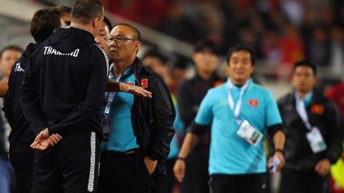 Vietnam Vs UEA: Laga Penentuan Tim Lolos Piala Dunia 2022, Petaka Pelatih Vietnam Kena Hukuman