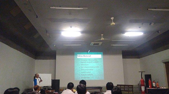 Kelompok Kompas Gramedia Bali Laksanakan Pelatihan Dalsis dan Evaluasi Kebakaran