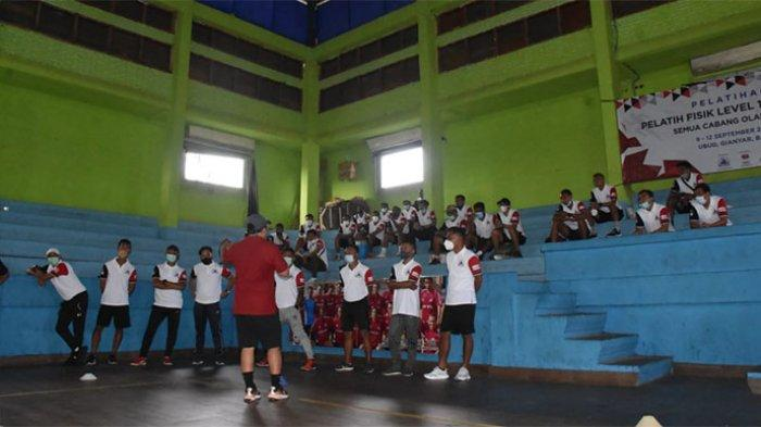 Mitra Devata Gelar Pelatihan Pelatih Fisik di Ubud, Diikuti Peserta dari Bali, Papua,NTB & Surakarta