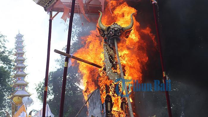 Sulinggih Lebar, Berikut Prosesi Pelebonnya dalam Masyarakat Hindu Bali