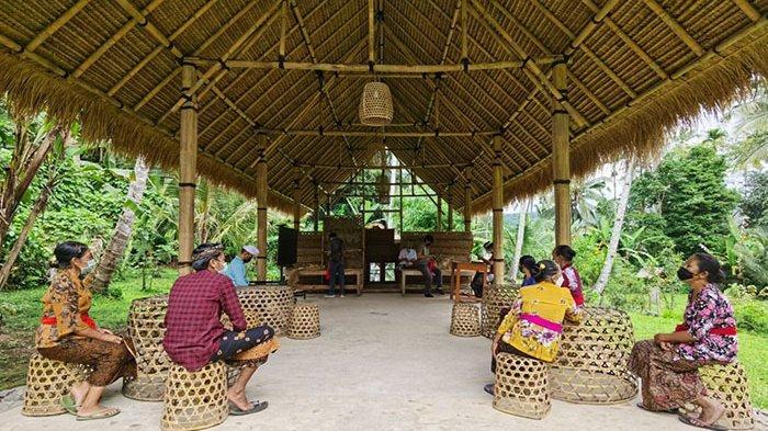 Dukung Pelestarian Kebudayaan Bali, PLN Bantu Samsara Living Museum Karangasem