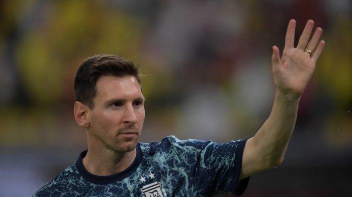 Inilah Alasan Barcelona Sampai Saat Ini Belum Memperpanjang Kontrak Lionel Messi