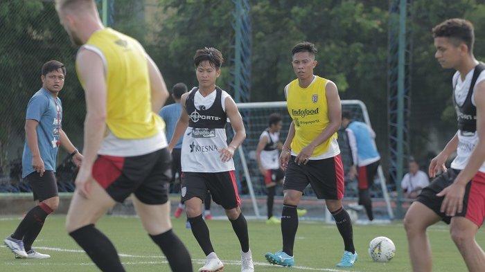 Kembali Strong! Pemain Bali United Agus Nova Siap Dimainkan Jika Dipercaya