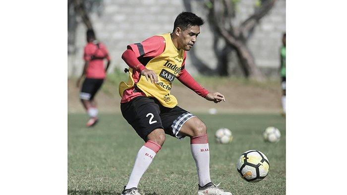 Bali United Putus Kontrak Bek Lokal BaliAgus Nova