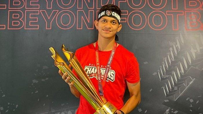 Resmi, Bali United Kembali Pinjamkan Satu Pemainnya ke Persis Solo