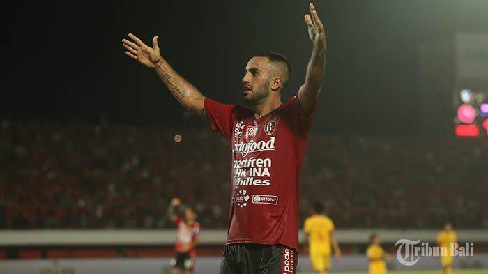 Liga 1 Gunakan Sistem Terpusat di Pulau Jawa, Gelandang Bali United Brwa Nouri: Ini Sangat Sulit
