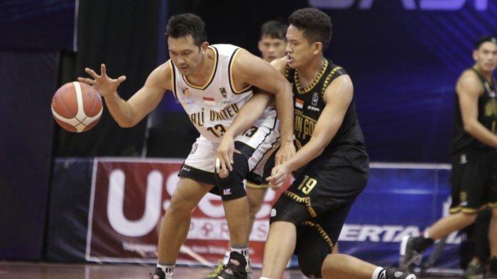Koming Jadi Bintang Cetak Doble 26 Poin, Bali United Basketball Menangi Duel Sengit Lawan NSH