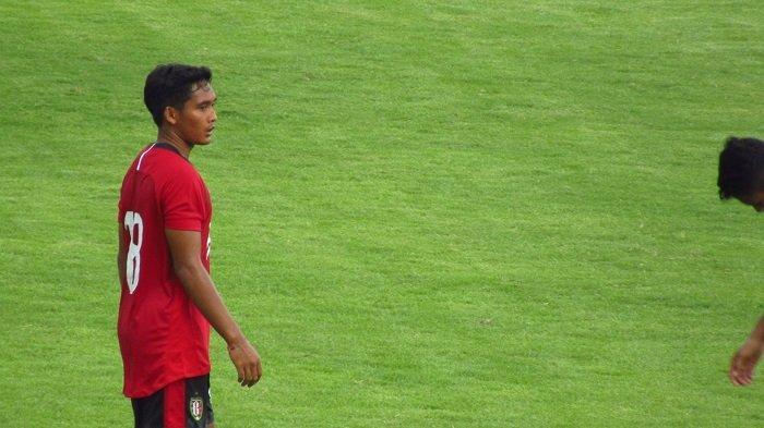 Progres Pemain Bali United, Kadek Agung di Timnas Indonesia, Cetak Gol di Game Internal