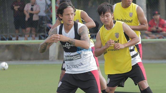 Pelatih Bali United Segera Rilis 30 Nama Pemain di AFC, Bagaimana Irfan Bachdim?