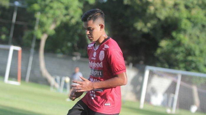 Pemain Bali United Miftahul Hamdi Diminati Persiraja Banda Aceh, Bicara 4 Mata dengan Yabes Tanuri