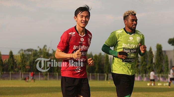 Along Sabar Tunggu Kesempatan Bermain di Bali United, 8 Pemain Belum Pernah Turun di Liga 1 2019
