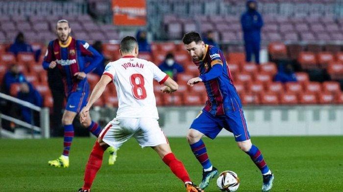 Barcelona Vs Sevilla di Twitter, Puyol Ikut Berkomentar