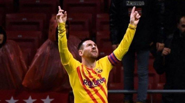 Lionel Messi Diyakini Akan Perpanjang Kontraknya 2 Tahun Lagi
