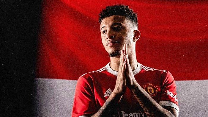 Puja-puji Solksjaer Soal Pembelian Jadon Sancho di Manchester United, Jaminan Lini Depan Setan Merah