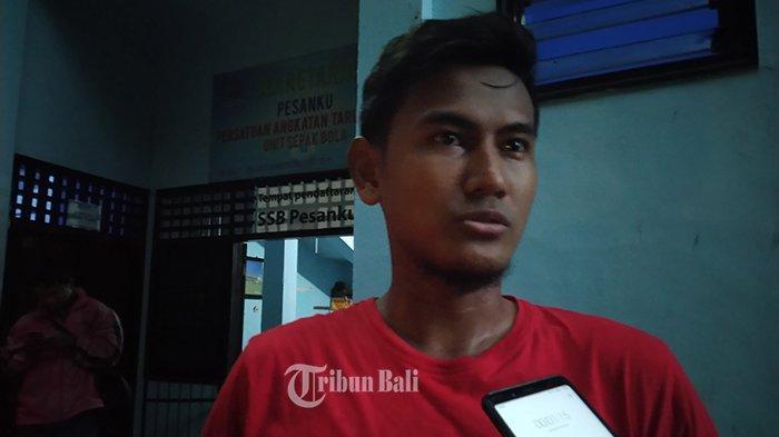 Pemain Bali United Haudi Abdillah SebutPS Tira Tim Solid