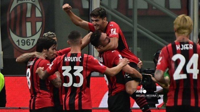 Prediksi Starting XI Rossoneri Jelang Duel AC Milan Vs Lazio: Pioli Siapkan Formasi 4-2-3-1