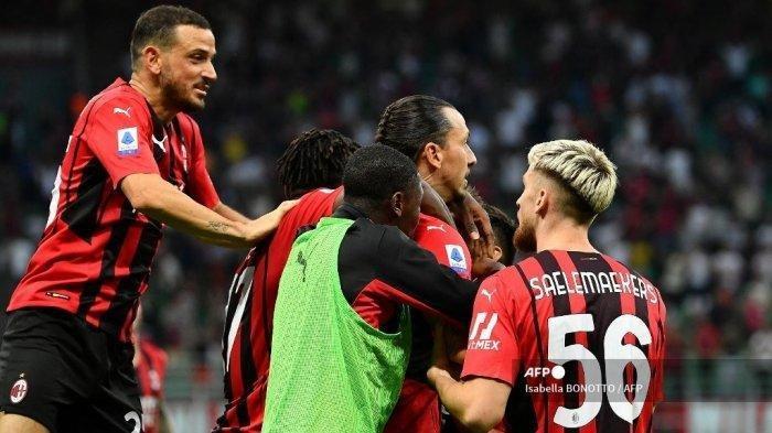 Head to Head Liverpool vs AC Milan di Liga Champions: Salah vs Ibra, Klopp dan Pioli Percaya Diri