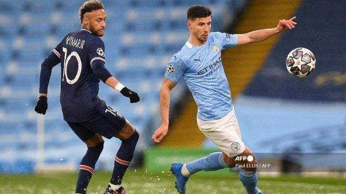 Ini Penjelasan Bek Manchester City Ruben Dias Disebut Lebih Baik daripada Virgil van Dijk