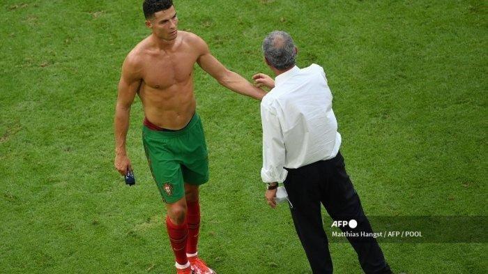Cristiano Ronaldo Berpeluang Bahayakan Pertahanan Prancis, Deschamps Beri Instruksi Khusus ke Kante