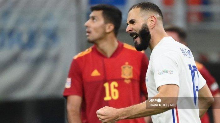 Sergio Busquet Kritik Gol Mbappe di Final UEFA Nations League 2021 Berbau Offside, Begini Katanya