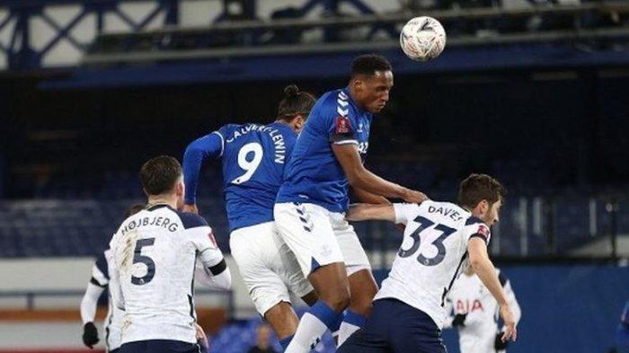 Prediksi Line Up Everton Vs Tottenham, Kedua Tim Usung Misi Penting