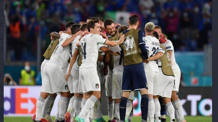 EURO 2020: Italia Benamkan Turki  3 Gol Tanpa Balas Pada Laga Pembuka