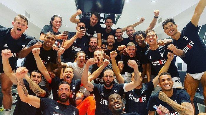 Bursa Transfer: Gagal Rekrut Suarez, Juventus Alihkan Target ke Edinson Cavani