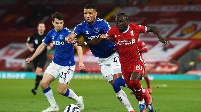 Update Liga Inggris Everton Genapi 4 Kekalahan Beruntun Liverpool di Anfield dan Catatkan Rekor Ini