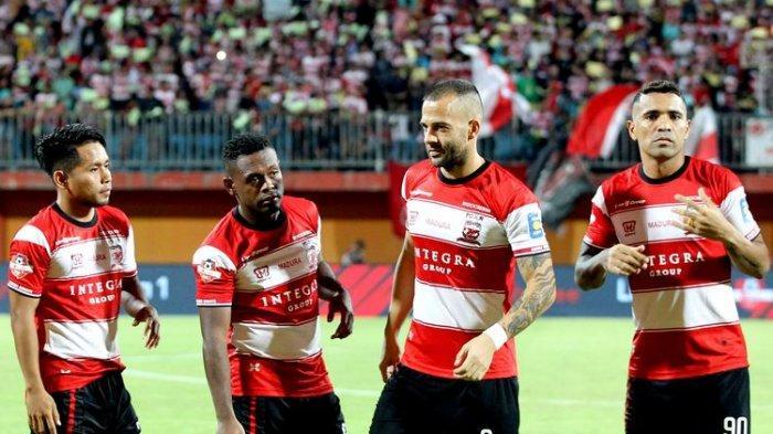 Usul Liga 1 Dihentikan, Madura United Ingin Percepat Pembayaran Gaji Pemain Bulan Mei
