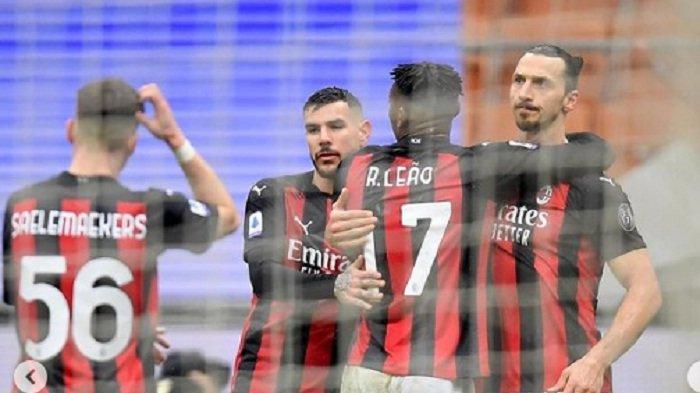Prediksi Line Up AC Milan Vs Genoa di Liga Italia, Zlatan Ibrahimovic Absen