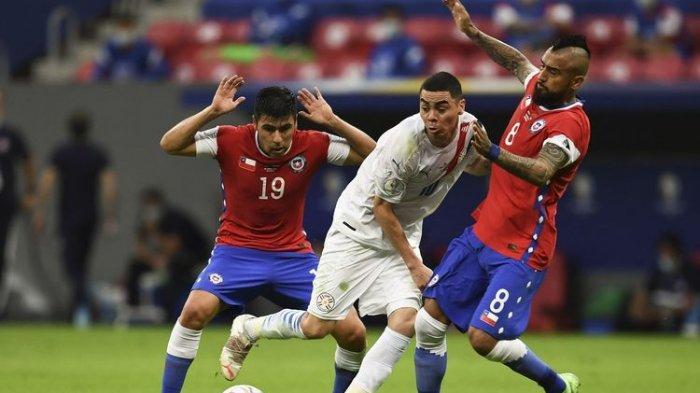 HASIL dan Klasemen Copa America 2021: Brasil dan Argentina di Puncak, Uruguay Menang, Chile Tumbang