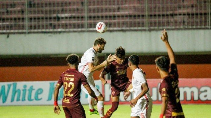 Update Piala Menpora Percaya Diri dengan Kekuatan Lokal, PSM Makassar Berhasil Tahan Imbang Persija