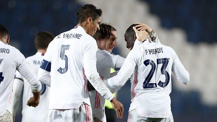 Update Hasil Liga Champions: Susah Payah Real Madrid Mengalahkan 10 Pemain Atalanta, Los Blancos 0-1