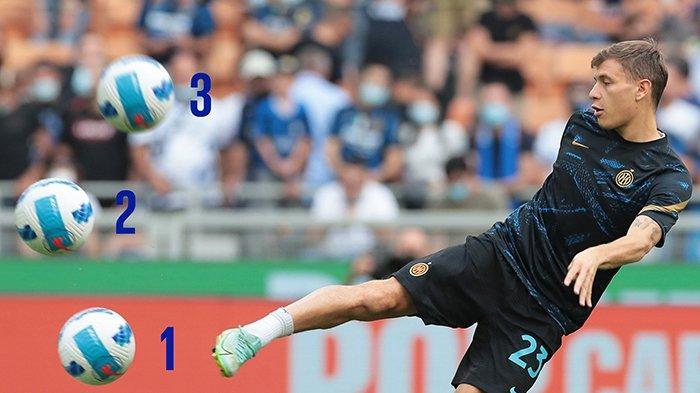 Begini Sosok Nicolo Barella Mengawali Debutnya Cagliari Kinclong di Inter Milan, Ini Keistimewaannya