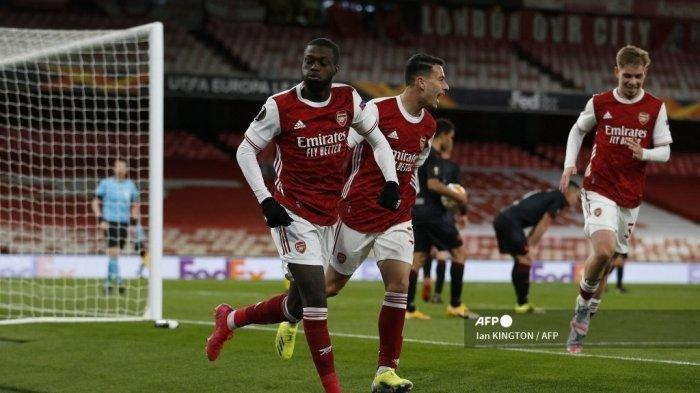 Prediksi Line Up Villarreal Vs Arsenal, Dani Ceballos Main, Martin Odegaard Absen