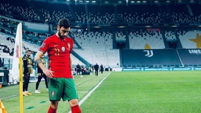 Update Jadwal Fase Penyisihan Grup F Euro 2020: Fernandes On Fire, Timnas Portugal Siap Tempur