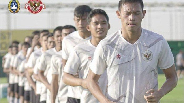 Shin Tae-yong Genjot Latihan Bertahan dan Menyerang yang Efektif Jelang Timnas Indonesia vs Oman