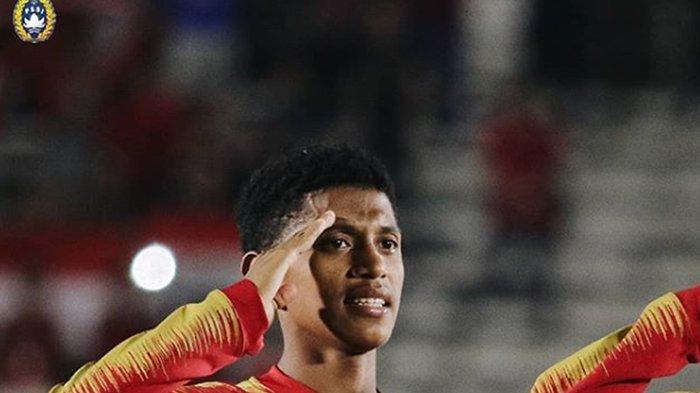 Kabar Duka, Pemain Timnas Indonesia U-16 Alfin Lestaluhu Meninggal Dunia