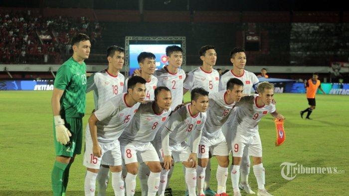 Timnas Vietnam Diprediksi Babak Belur di Kualifikasi Piala Dunia 2022, Sulit Samai Timnas Indonesia