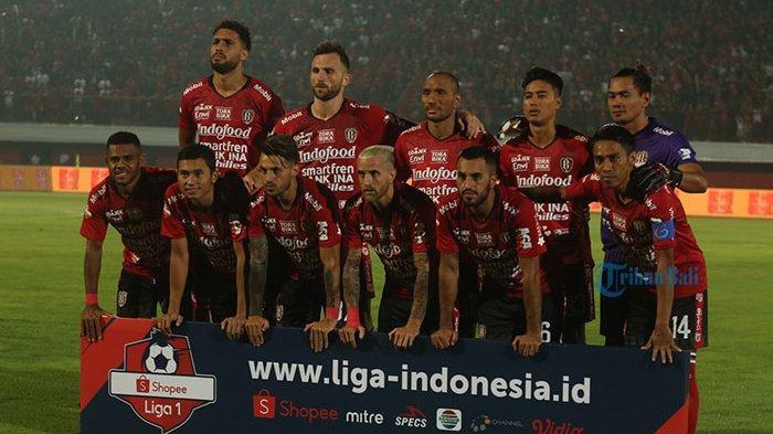 Jamu Bhayangkara FC, Coach Teco Pasang Starting Eleven Bali United Ini Saat Kalahkan Persebaya