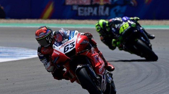 Jorge Lorenzo Prediksi Murid Valentino Rossi Ini Akan Gantikan Dovizioso di Ducati